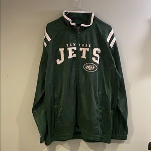 New York Jets Zip Up jacket XXL Mens GIII Apparel
